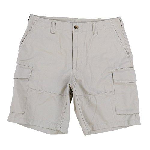 Polo Ralph Lauren Mens Relaxed Fit Cargo Shorts (38, Beige)