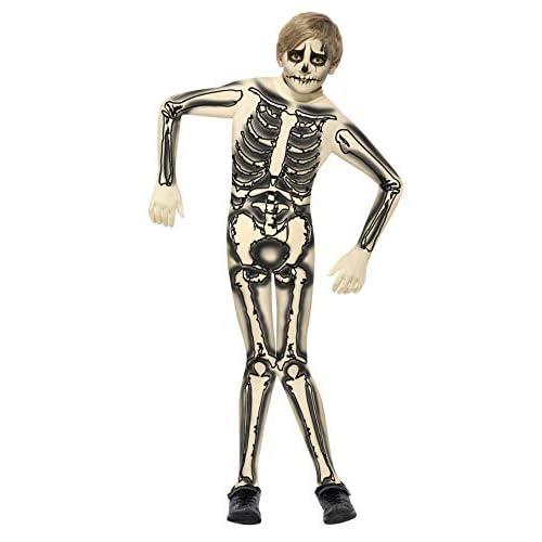 Smiffy's Skeleton Second Skin Costume ##Ns