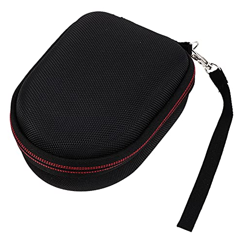 PIXNOR Bolsa de almacenamiento portátil de viaje Bolsa de afeitar eléctrica Bolsa de uso múltiple Bolsa de audio