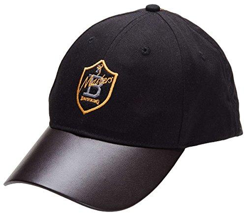 Browning Erwachsene Cap Mater 2 EINE GRÖSSE Kappe, schwarz, One Size