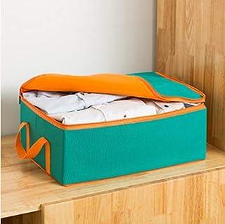 XXCC Sac de Rangement Housse de Couette Sac à poussière Stockage de vêtements Grande boîte Ménage adapté à la Garde-Robe/M...
