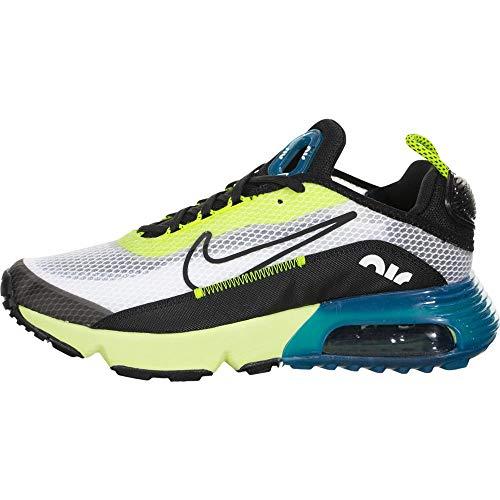 Nike Air Max 2090 (gs) Corriendo Casual Zapatos Grandes Niños Cj4066-101, color Amarillo, talla 39 EU