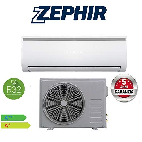 Zephir ZT3212000 condizionatore fisso Climatizzatore split system Grigio, Bianco