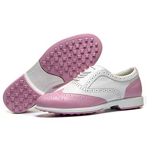 Zapatos Golf Mujer Impermeables Marca Willsky