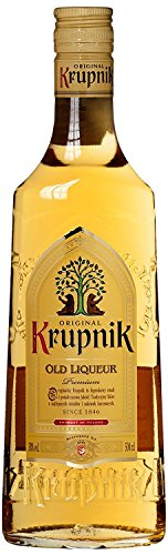 6 Flaschen Krupnik Old Liquer Honig Likör aus Polen a 0,5L Alkoholgehalt 38% Vol.