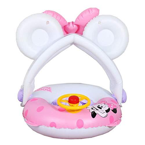 Baby Pool Float Aufblasbare Markise Yacht Schwimmring Kinder Sommer Strand Spielzeug Schwimmbäder Party Lounge Raft-B