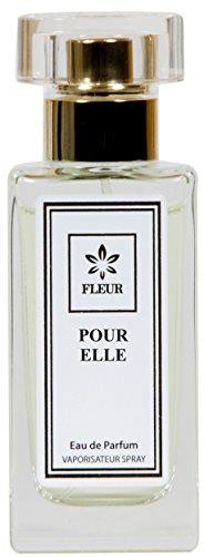 POUR ELLE - Eau de Parfum pour Femme / Vaporisateur Natural Spray, 1 x 30 ml