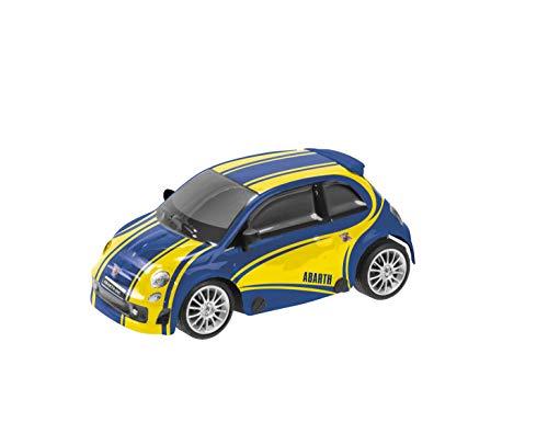 Mondo- Abarth Rally Giocattolo Macchina Radiocomandata, Multicolore, 8001011634316