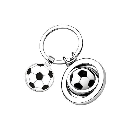 Amikado Porte-clés Ballon de Foot gravé