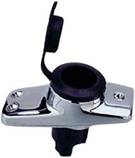 Perko 1059P00DP Plug-in Light Base, Rectangular