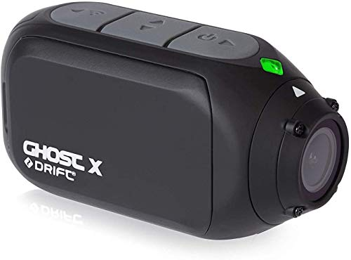 Drift Ghost X Action Camera 5 Hours Battery Life and 32GB Micro SD Card