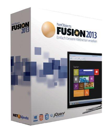 NetObjects Fusion 2013