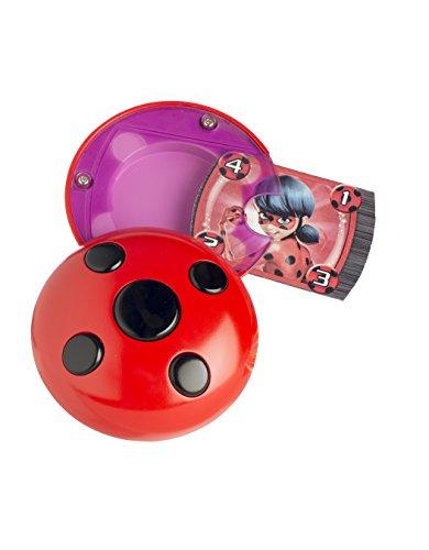 Bandai 39790 Prodigieux: Ladybug's Adventures - Secret Intercom (Voix en anglais)