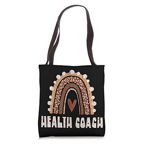 Funny Health Coach Design For Coaching Mentor Tote Bag