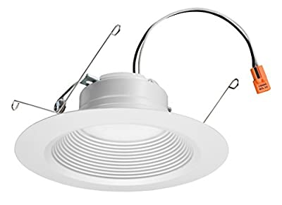 Lithonia Lighting 4 Inch White Retrofit LED Recessed Downlight