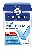 Bullrich Salz| schnelle Hilfe bei Sodbrennen und säurebedingten Magenbeschwerden, 50 Tabletten