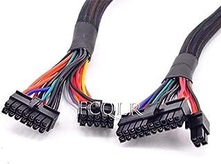 FCQLR 14pin 10pin to 24pin ATX Power Cable para Corsair AX1500i AX1200i AX860i AX760i