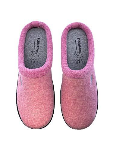 Zapatillas de casa para mujer divertidas fabricadas en España Roal 12119 Rosa - Color - Rosa, Talla - 35