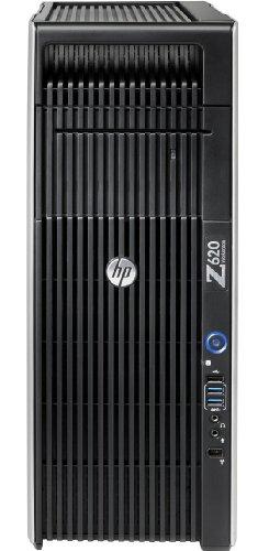 Preisvergleich Produktbild HP Workstation Z620 Intel Xeon 2X E5-2620 4x2GB / 1600 / Reg 1TB / SATA DVDRW no Graphics W7PRO 64Bit (DE)