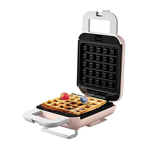 JDKC- Gaufrier Remplissage Profond Gaufrier Grille-Pain à Sandwich Presse Panini Antiadhésif Électronique Machine à Toastie Waffle Maker