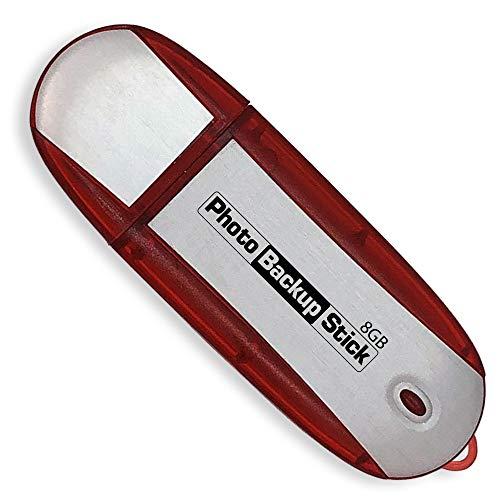 Paraben Photo Backup Stick 8GB. Un Photo Stick para hacer copias de seguridad de tus fotos y vídeos desde iPhones, Android, tabletas y ordenadores