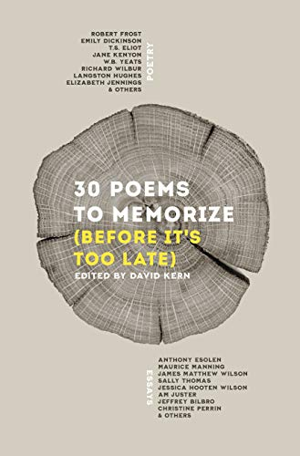 30 Poems to Memorize (Before It's Too Late)