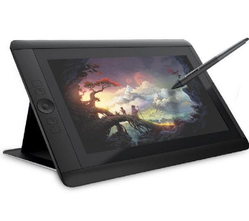 WACOM CINTIQ 13HD interactive pen display, Airbrush-Stift, kabellos