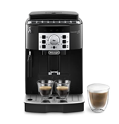 De'Longhi Magnifica S, Automatic Bean to Cup Coffee Machine, Espresso and Cappuccino Maker,...