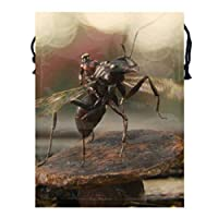 アントマン Ant-Man (4) 束口袋 多機能 プールバッグ 防水衣類収納ポーチ 旅行袋 衣類 靴 下着 収納ケース人気 超軽量 運動 出張用 シンプル収納袋