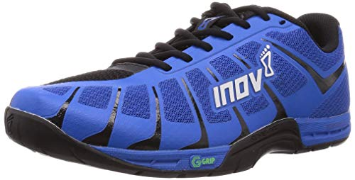 Inov-8 Mens F-Lite 235 V3 - Ultimate Supernatural Cross Training Shoes - Flexible and Lightweight - Blue/Black 8 M US
