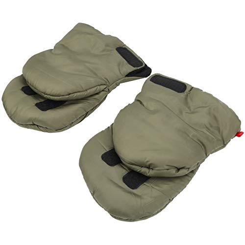 Moolo Kinderwagen Handschuh Winter Baby Kinderwagen Hand Muff Babywagen Kinderwagen Warme Hand Muff Handschuh Grün