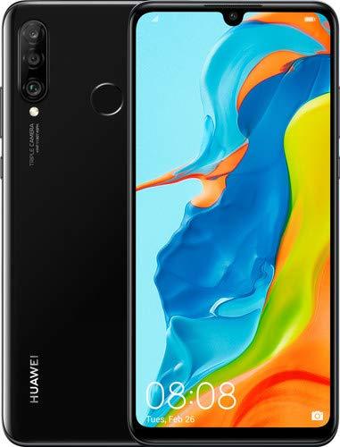 Huawei P30 lite - Smartphone (Dual SIM, 6,15 pulgadas, 64 GB de ROM, 4 GB de RAM, Android 9.0), color negro: Amazon.es: Electrónica