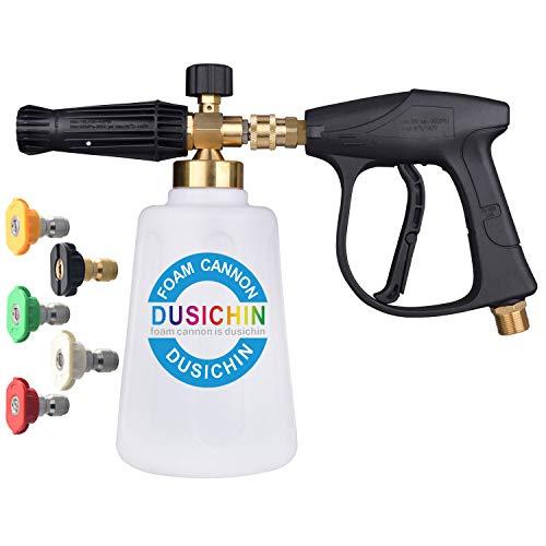DUSICHIN DUS-118 Foam Cannon Lance Pressure Washer...