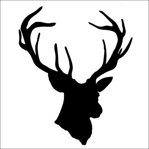 Adhesivos de pared para azulejos de cocina, caza de coches Interesante Hunter Caza Codorniz Coche Etiqueta Que Cubre El Cuerpo Forma Caza Arte Calcomanía Refrigerador Hogar Salón Mural 52x65cm