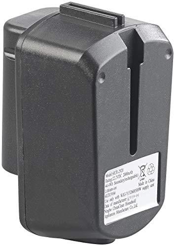 Sichler Haushaltsgeräte Zubehör zu Hand-Akku-Staubsauger: Ersatz-Akku für Akku-Zyklon-Staubsauger BHS-520.ak, 2.000 mAh (Akku-Staubsauger und Wischer)