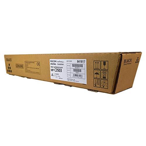 RICOH MP C3503/3004 Toner schwarz Standardkapazität 29.500 Seiten 1er-Pack