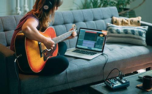 Soundcraft(サウンドクラフト)『Notepad-5』