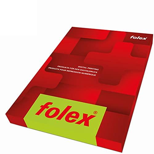 Etiquetas Adhesivas Transparentes Tinta Marca Folex