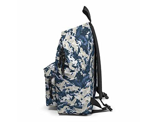 Eastpack Padded Pak'r Casual Backpack 40 cm, Cranes (Multicolour) - EK62070Q