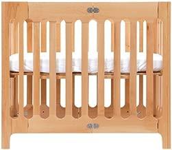 bloom Alma Urban Mini Folding Crib in Natural