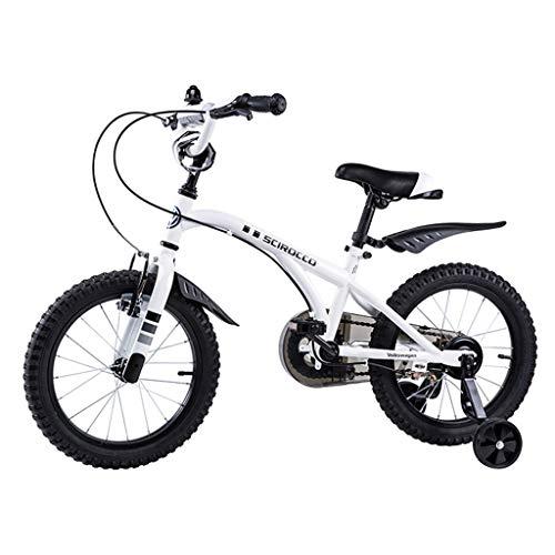 BaoKangShop Bicicletas Bicicleta Bicicleta de montaña para niños Triciclo SGS Certificado Bicicleta de niño con Estructura de Acero Bicicleta de montaña para niños Seguros Libre Ciclismo
