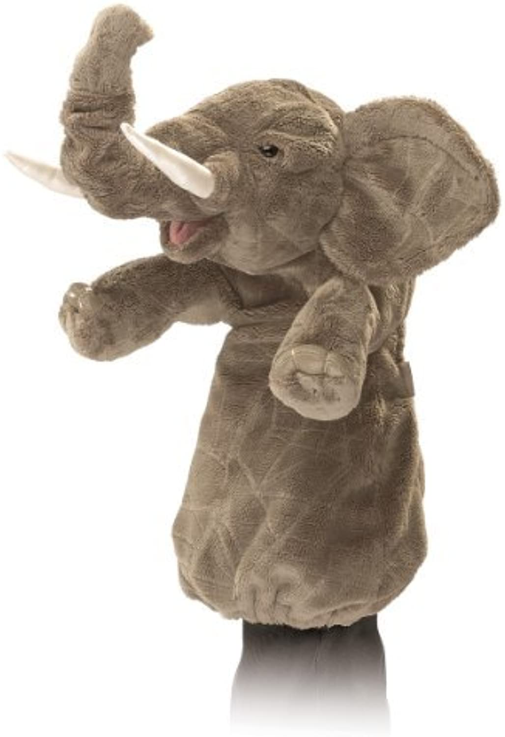 Folkmanis Elephant Stage Puppet by Folkmanis