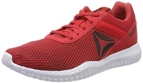 Reebok Flexagon Energy TR, Zapatillas de Deporte Hombre, Rojo (Rebel Red/White/Black 0), 44.5 EU