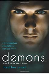 Demons (Seers - Trilogy) by Heather Frost (2012-09-11) Hardcover