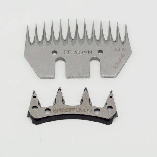 Beiyuan GTS1 - Cuchillas de Recambio para cortapelos de Acero