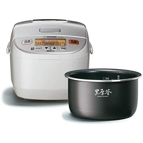象印『マイコン炊飯ジャー極め炊き(NL-DS10)』