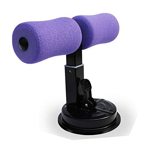 RXRENXIA Ausili di Sollevamento Regolabili Multifunzionali per Dispositivi di Allenamento per La Muscolatura Addominale Indossabili,Purple