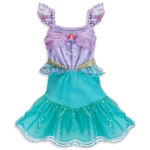 Disfraz de tienda de Disney Princess Ariel Sirenita Fancy nuevo tamaño 3–6meses