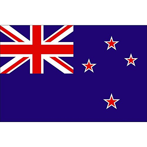 naicasy 150x 90cm Fahne Flagge Neuseeland 1Pack