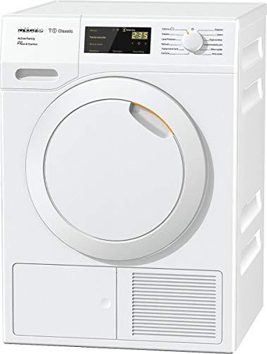 Miele TDD 420, Asciugatrice Libera Installazione, A+++, Pompa di Calore, Carico Frontale, 8 kg, Perfect Dry, 66 dB, Bianco